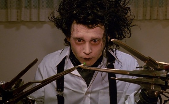 Edward scissorhands svensk vinyl soundtrack